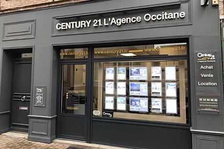 CENTURY 21 L'Agence Occitane - Agence immobilière - Villefranche-de-Lauragais