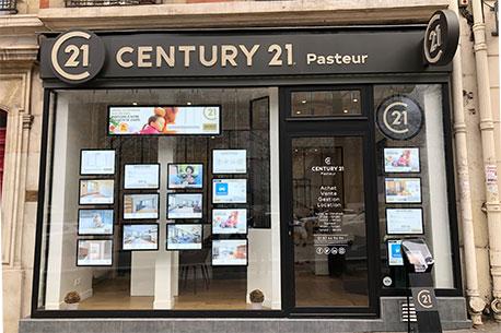 CENTURY 21 Farré Pasteur - Agence immobilière - Paris
