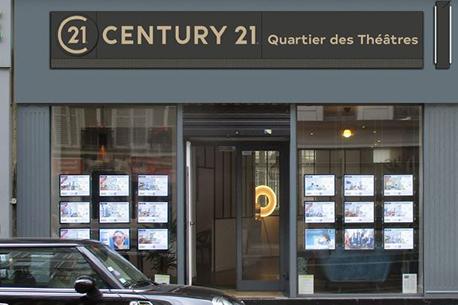 CENTURY 21 Quartier des Théâtres - Agence immobilière - Paris