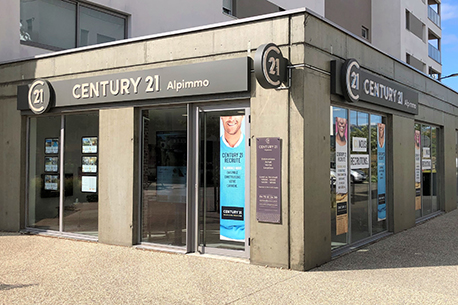 Agence immobilièreCENTURY 21 Alpimmo, 26500 BOURG LES VALENCE