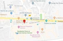 Location parking - CANNES LA BOCCA (06150) - 10.0 m²