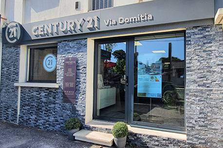 CENTURY 21 Via Domitia
