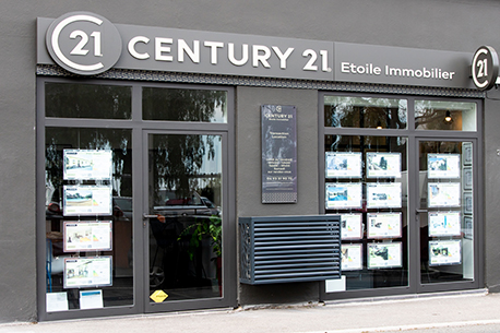 Agence immobilièreCENTURY 21 Etoile Immobilier, 06200 NICE