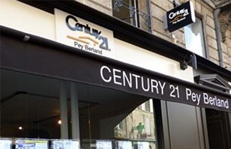 CENTURY 21 Pey Berland - Agence immobilière - Bordeaux