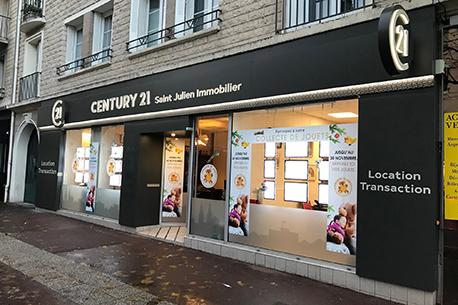 CENTURY 21 Saint Julien Immobilier - Agence immobilière - Caen