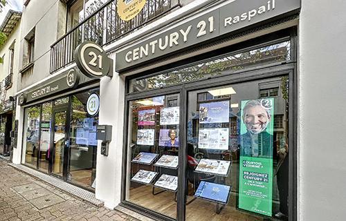 CENTURY 21 Raspail - Agence immobilière - Vitry-sur-Seine