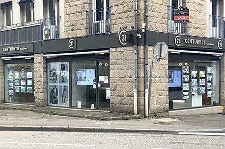 CENTURY 21 Celtimmo - Agence immobilière - Quimper