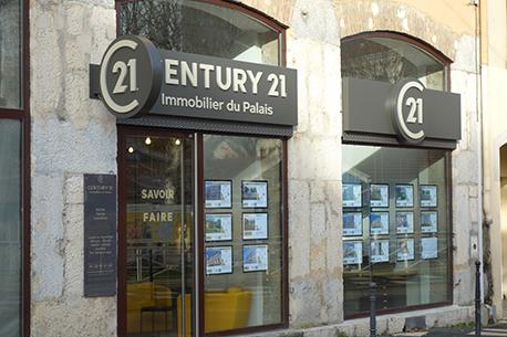 CENTURY 21 Immobilier du Palais - Agence immobilière - Grenoble
