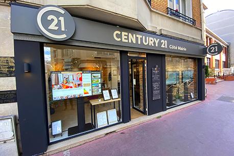 CENTURY 21 Côté Mairie - Agence immobilière - Montrouge
