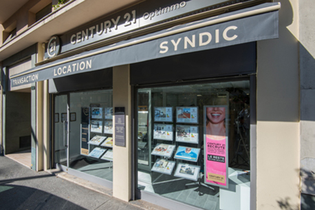 CENTURY 21 Optimmo - Agence immobilière - Nice