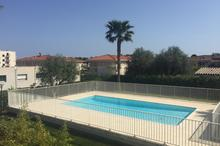 Location appartement - ANTIBES (06600) - 40.0 m² - 2 pièces