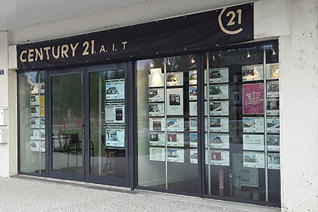 Agence immobilièreCENTURY 21 A.I.T., 35220 CHATEAUBOURG