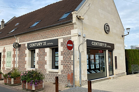 CENTURY 21 Infinity - Agence immobilière - Thourotte