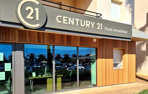 CENTURY 21 Paoli Immobilier