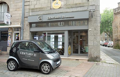 CENTURY 21 Le Calvez - Agence immobilière - Guingamp