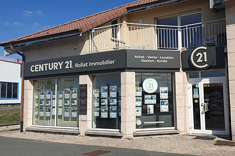 Agence immobilièreCENTURY 21 Agence Adobati-Rollat, 25400 EXINCOURT