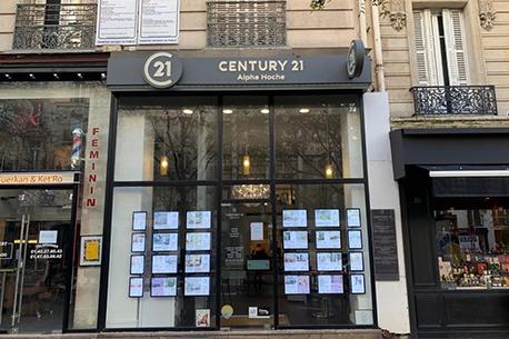 CENTURY 21 Alpha Hoche - Agence immobilière - Paris