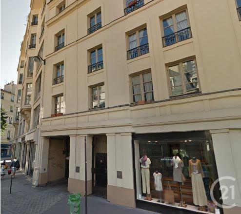 Parking à vendre - 12 m2 - PARIS - 75004 - ILE-DE-FRANCE