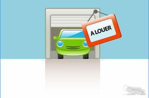 Parking à louer - 8 m2 - PARIS - 75012 - ILE-DE-FRANCE