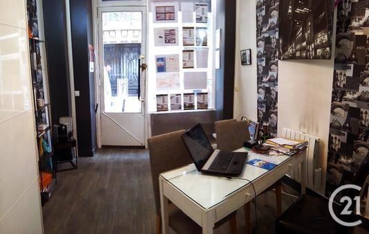 Local commercial à louer - 22.0 m2 - 75 - Paris