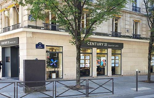 CENTURY 21 Olympierre - Agence immobilière - Paris