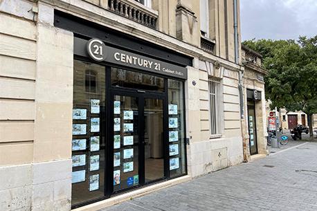 CENTURY 21 Cabinet Rollin - Agence immobilière - Bordeaux