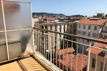 Location appartement - NICE (06100) - 24.0 m² - 1 pièce