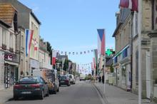 Location parking - COURSEULLES SUR MER (14470) - 13.0 m²