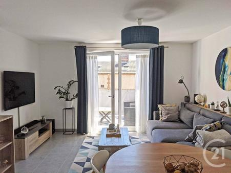 Appartement F3 à louer - 3 pièces - 57 m2 - TROYES - 10 - CHAMPAGNE-ARDENNE