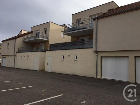Appartement F2 à louer - 2 pièces - 40,5 m2 - TROYES - 10 - CHAMPAGNE-ARDENNE