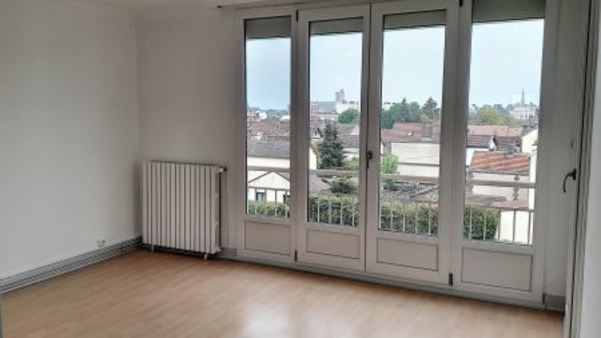 appartement à louer - 3 pièces - 62 m2 - TROYES - 10 - CHAMPAGNE-ARDENNE