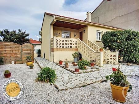 Maison 5 pi ces vendre perpignan 66100 ref 18461 for Achat maison perpignan