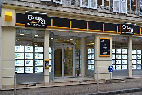 CENTURY 21 Martinot Immobilier