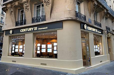 CENTURY 21 Daumesnil - Agence immobilière - Paris
