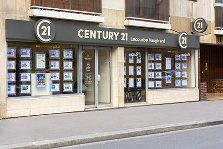 CENTURY 21 Immoside Lecourbe Vaugirard