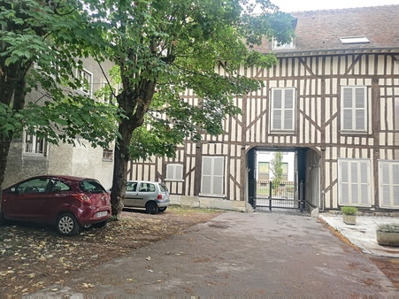 appartement à louer - 2 pièces - 52 m2 - TROYES - 10 - CHAMPAGNE-ARDENNE