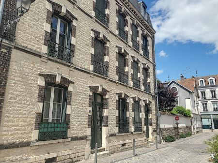 appartement à louer - 2 pièces - 51 m2 - TROYES - 10 - CHAMPAGNE-ARDENNE