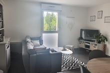 Location appartement - TROYES (10000) - 43.0 m² - 2 pièces