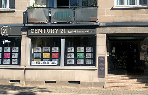 Agence immobilièreCENTURY 21 Lairé Immobilier, 10000 TROYES
