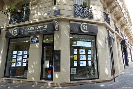 CENTURY 21 Gambetta Immobilier - Agence immobilière - Paris