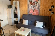 Vente appartement - BOURG ST MAURICE (73700) - 23.0 m² - 1 pièce