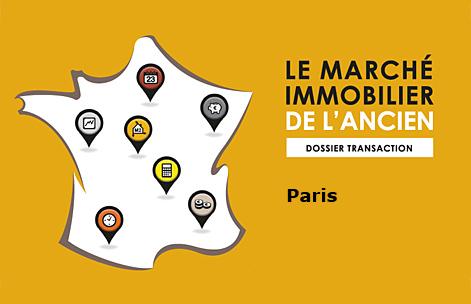 Le marché immobilier de l'ancien à Paris