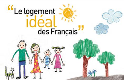 Le logement idéal des français - Enquête exclusive 2016