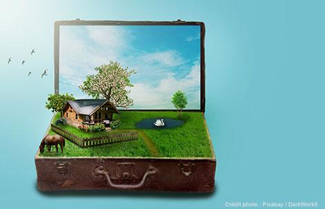 bien pr senter sa maison pour la vendre rapidement. Black Bedroom Furniture Sets. Home Design Ideas