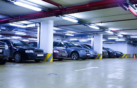 achat d'un parking