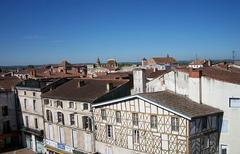 Agen - © By Florent Pécassou via fr.wikimedia