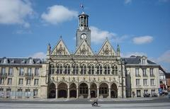 Saint-Quentin - © by Hullie22 via fr.wikimedia