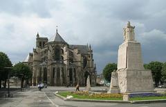 Soissons - © By MJJR via fr.wikimedia.org