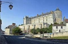 Châteaudun - © By Selbymay via fr.wikimedia.org