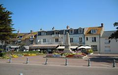 Courseulles sur Mer - © By Patrice78500 via fr.wikimedia.org